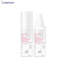 BERRISOM G9 White in Milk Capsule Serum 50ml