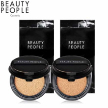 BEAUTY PEOPLE Absolute Cushion Foundation Refill 18g, Beauty People