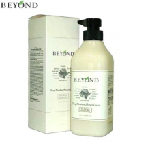 BEYOND Deep Moisture Shower Cream 600ml, BEYOND