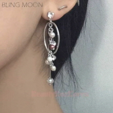 BLING MOON Belted Earring 1pair