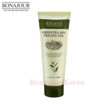 BONAJOUR Green Tea AHA Peeling Gel 150ml,BONAJOUR