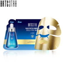 BRTC Blue Phyto Complex Gold Foil Mask 2 Step 5ea, Own label brand