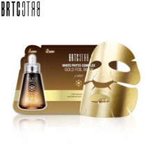 BRTC White Phyto Complex Gold Foil Mask 2 Step 5ea, Own label brand