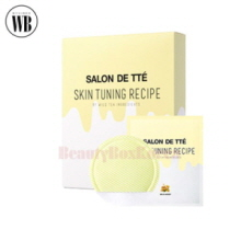 BYVIBES WONDER BATH Salon De Tte Skin Tuning Recipe 7g*10ea [Honey Edition],BYVIBES Wonder Bath