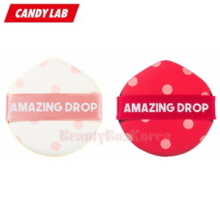 CANDY LAB Amazing Drop Air Puff 2ea