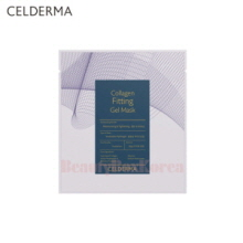CELDERMA Collagen Fitting Gel Mask 25g*2ea