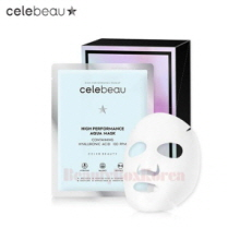 CELEBEAU High Performance Aqua Mask 25ml*10ea