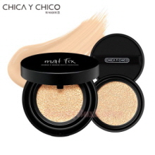 CHICA Y CHICO Matt Cushion+Refill Set 15g*2ea