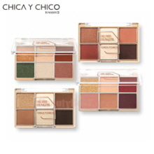 CHICA Y CHICO One Shot Eye Palette 9g