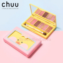 CHUU Fan Fan Chuu Eye Shadow Palette 4.8g,CHUU