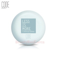 CODE GLOKOLOR Less Is More N. Tone-Up Cushion SPF34 PA++ 15g (Matt Tone-Up Cream)