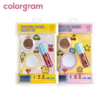 COLORGRAM Thunder Speed Beauty Kit 3items