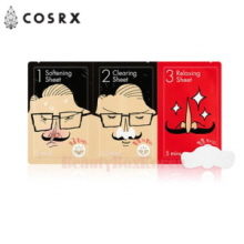 COSRX Blackhead Remover Mr.RX Kit 3g+1ea(0.2g)+3g