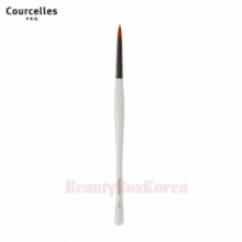 COURCELLES Pro Waterline Eyeline Brush 1ea