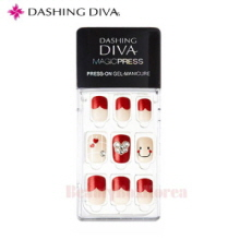 DASHING DIVA MDR 114 Make Me Smile 1 set