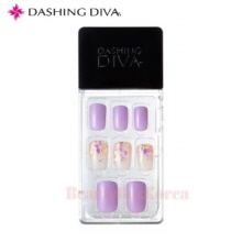 DASHING DIVA MPGS 86 Charming Violet 1 set