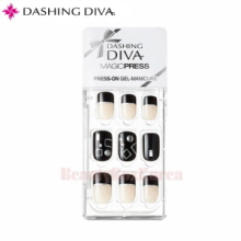 DASHING DIVA Magic Press MDR 083 Wicked Sweet 1set