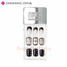 DASHING DIVA Magic Press MPR 033 Crystal Pop 1 set