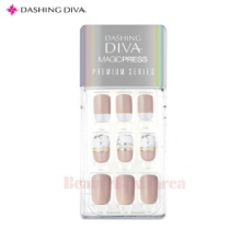 DASHING DIVA Magic Press Premium MGP0034 Grace Marble 1set