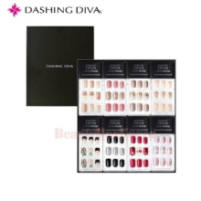 DASHING DIVA Magic Press Steady Full Set 8items