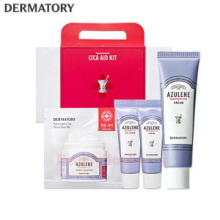 DERMATORY Hypoallergenic Cica Trial Kit 4items