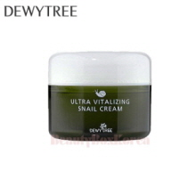 DEWYTREE Ultra Vitalizing Snail Cream 80ml