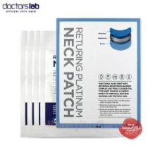 DOCTORS LAB Returning Mask Platinum Neck Patch 30ml*4sheets(1box)