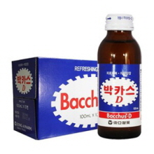 DONG-A Bacchus-D 1Box (100ml*10ea), DONG-A