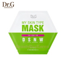 DR.G My Skin Type Mask 25ml (DSNW)