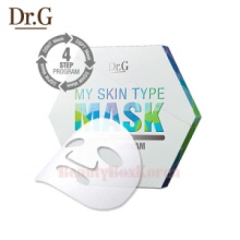 DR.G My Skin Type Mask 4 Step Program 25ml*4ea