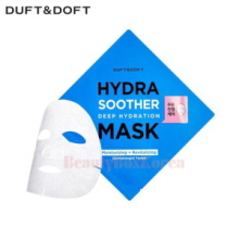 DUFT&DOFT Hydra Soother Deep Hydration Mask 30ml