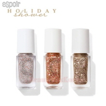 ESPOIR Fashion Nail Mini Kit 4ml*3 [Holiday Shower Edition]