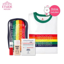 ETUDE HOUSE Active Proof All Day Stylish Special Kit [Le coq sportif Collaboration]