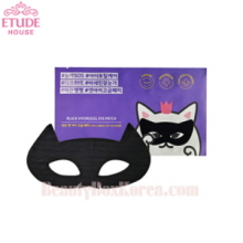 ETUDE HOUSE Black Hydrogel Eye Patch 8g, ETUDE HOUSE