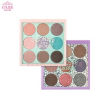 ETUDE HOUSE Color Eyes 1g*9ea [Wonder Fun Park Edition]