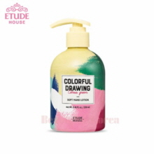 ETUDE HOUSE Colorful Drawing Soft Hand Lotion 250ml