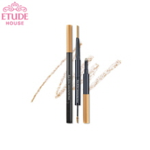 ETUDE HOUSE Eye Brow Contouring Multi Pencil 0.2g+Cream 0.3g+Cara 1.6g, ETUDE HOUSE