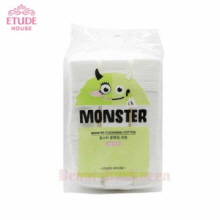 ETUDE HOUSE Monster Cleansing Cotton 408pcs