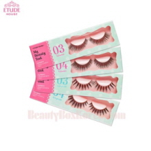 ETUDE HOUSE My Beauty Tool Eyelashes Step3 & Step4