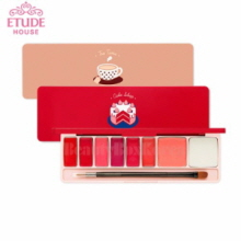 ETUDE HOUSE Play Color Lip & Cheek 0.6g*6+1g*2,ETUDE HOUSE