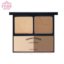 ETUDE HOUSE Shining Powder Cheek Duo 4.5g*2ea