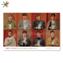 EXO 2017 Winter Special Album ( Poster Only)
