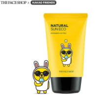 THE FACE SHOP X KAKAO FRIENDS Natural Sun Eco Photogenic Sun Blur Sun Cream SPF50 PA++45ml, THE FACE SHOP
