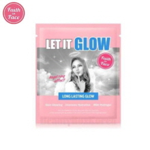 FAITH IN FACE Let it Glow Hydrogel Mask 25g