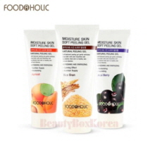 FOODAHOLIC Moisture Soft Peeling Gel 180ml