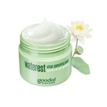 GOODAL Waterest Vital Sleeping Pack 100ml, GOODAL