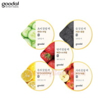 GOODAL Honey Sleeping Pack 10ml [WS] (MOQ 100ea, 42% Off),Beauty Box Korea