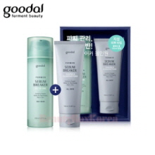 GOODAL Men Sebum Breaker All In One Set 2items (Oily Skin)