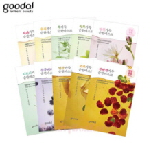 GOODAL Mild Sheet Mask 23ml*10ea