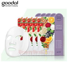 GOODAL Super Food 10 Total Solution Mask 28ml*5ea